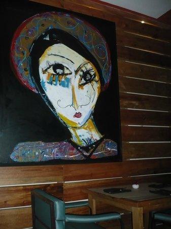 El Segundo: Nice wall paintings