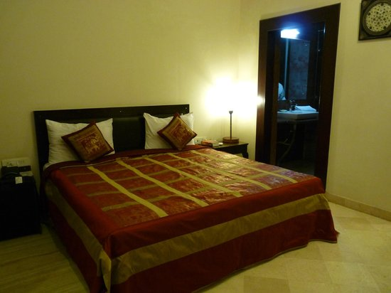 Bansi Home Stay : chambre