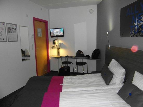 Cabinn City Hotel : kabina kapitańska