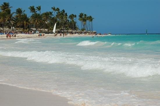 Tropical Princess Beach Resort & Spa : la plage
