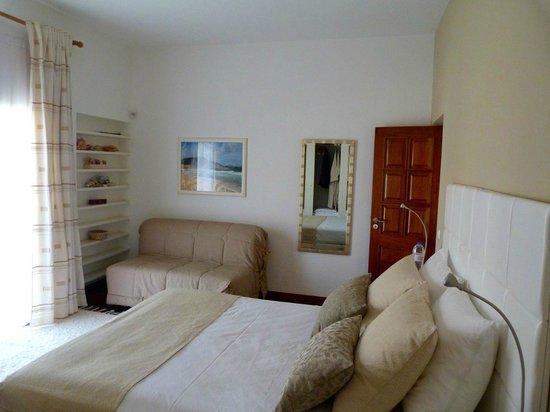 Villa St. Aubyn : Bedroom