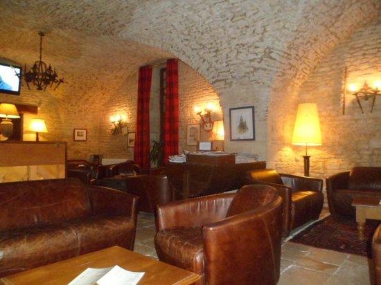 Domaine de la Ranconniere et de Mathan : Bar de la Ranconnière