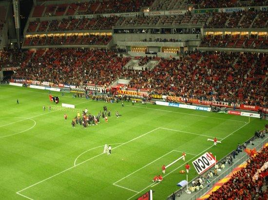 Toyota Stadium: 豊田スタジアム
