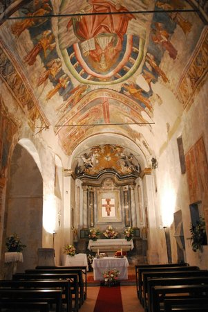Castello Di Pupaggi: Chiesa di Pupaggi
