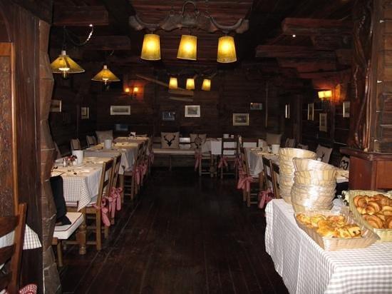 Schlosshotel Life & Style : breakfast room