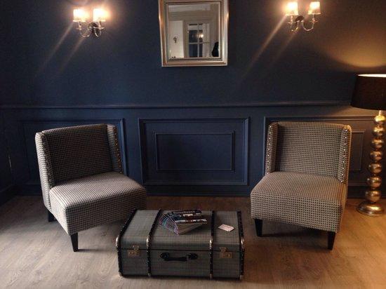 Hotel La Mascotte : Accueil chaleureux