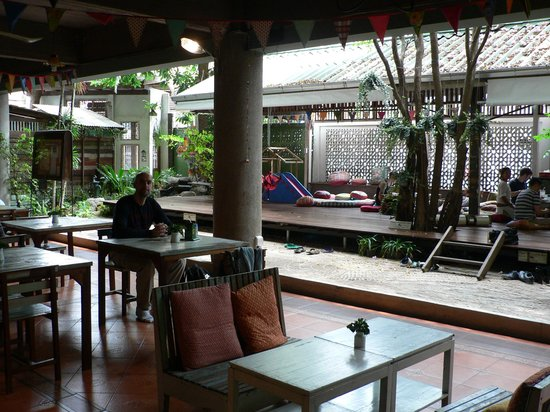 Phranakorn-Nornlen Hotel: main lounge1