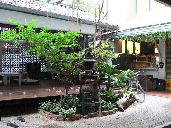 Phranakorn-Nornlen Hotel: main lounge2