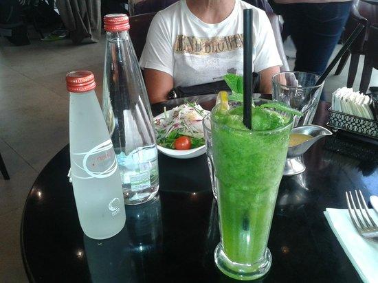 Cafe Rimon : bebidas