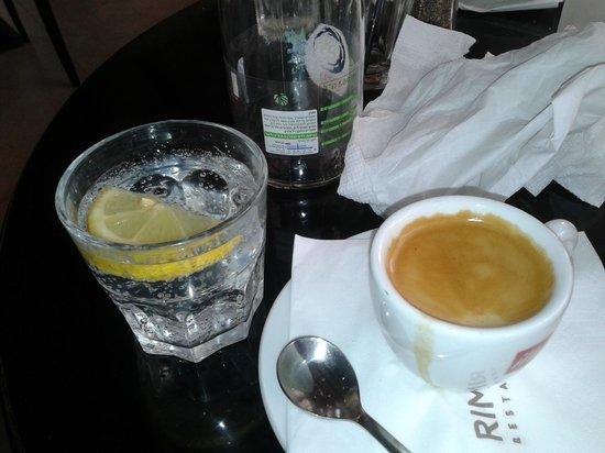 Cafe Rimon : cafezinho