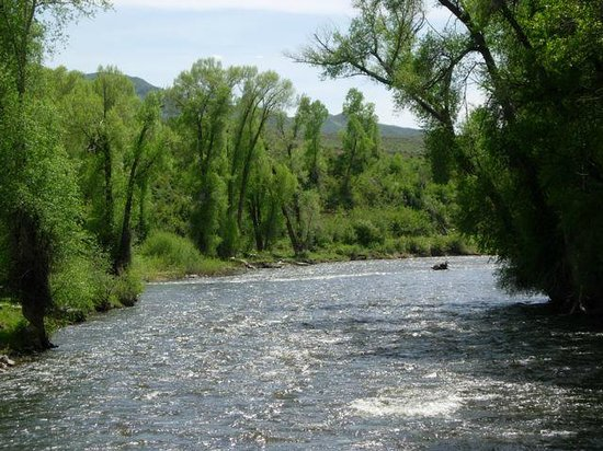 Little Snake River at Focus Ranch