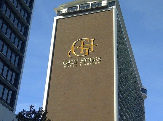 Galt House Hotel: face