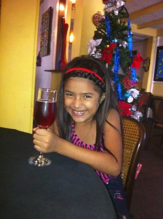 Restaurant La Bastille: a mi hija le encanta