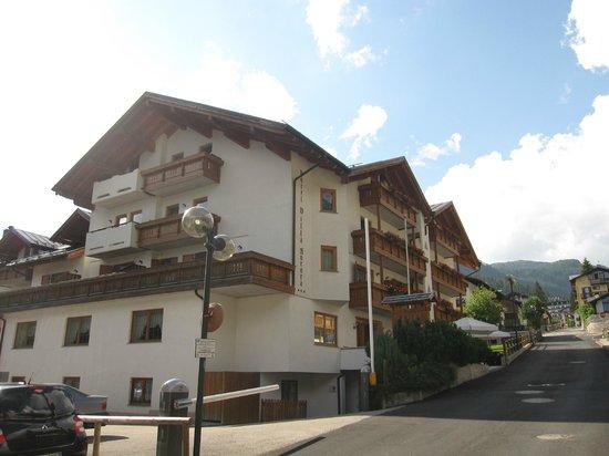 Hotel Villa Aurora: albergo