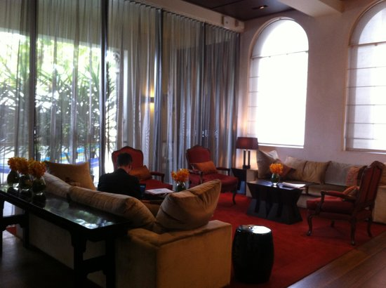 Hotel Lindrum Melbourne - MGallery Collection: Hotel Lobby seating area