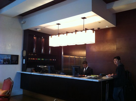 Hotel Lindrum Melbourne - MGallery Collection: Reception area
