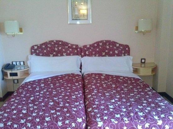 Hotel Tibur: pokoj dwuosobowy