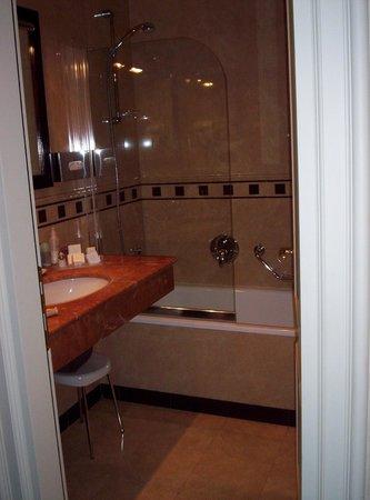 Hotel San Gallo Palace: Marble bathroom