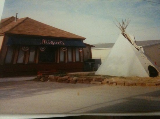 Miguel's Restaurant: Located on the Main Street in Comanche.