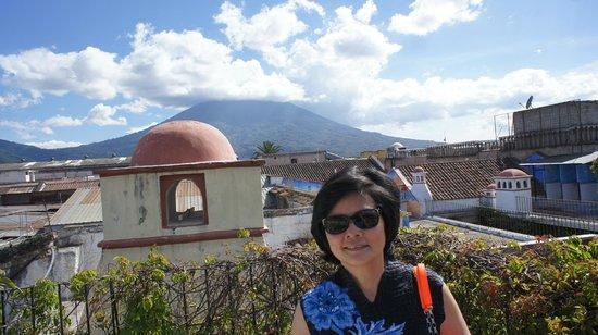 Hotel Casa Antigua : Rooftop terrace