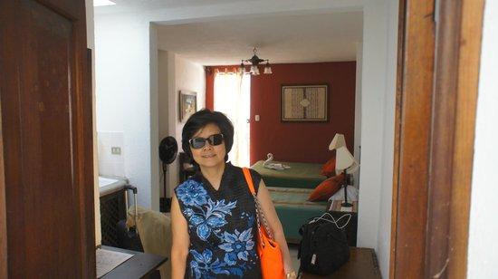 Hotel Casa Antigua : Our room (Room 15)