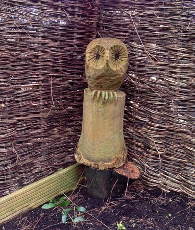 Halfway House: Wise old owl knows customer service wins customers return visits
