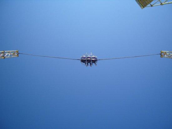 Adrenalin Zone: Skyscreamer-- Reverse bungee
