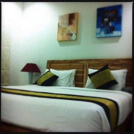 Lubdhaka Canggu Residence: The room