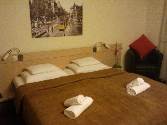 Bo18 Hotel Superior: Bed