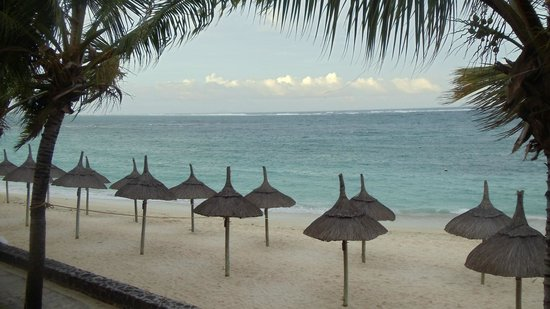 Constance Belle Mare Plage : View from Room 412