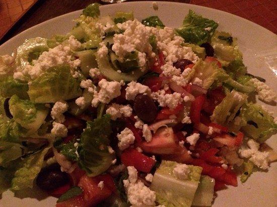 Il Rustico Trattoria Pizzeria B & B : greca salad