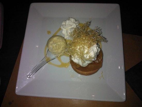 Restaurant-Hotel La Siesta : dessert