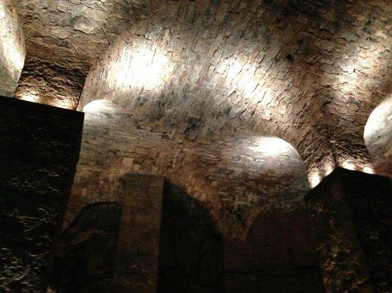 Société des Caves Roquefort - Visite des Caves : 2013