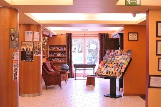 Hotel Melba: lobby