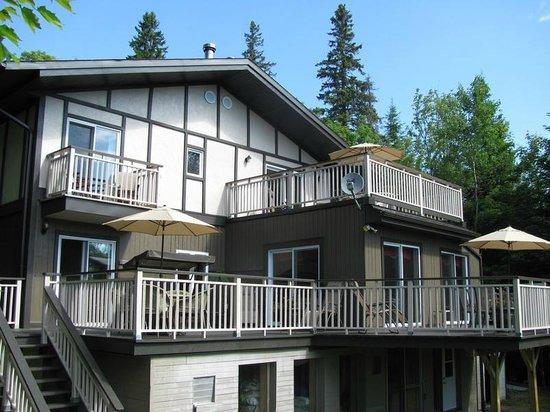 Entrelacs, Kanada: Les Terrasses