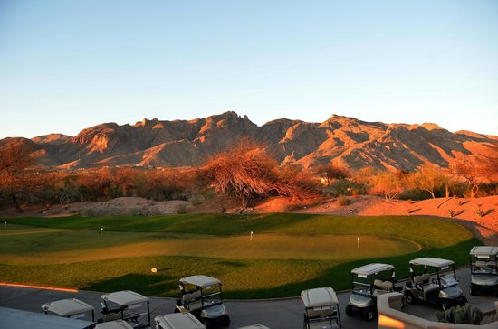 Westin La Paloma Resort and Spa: February in Tucson