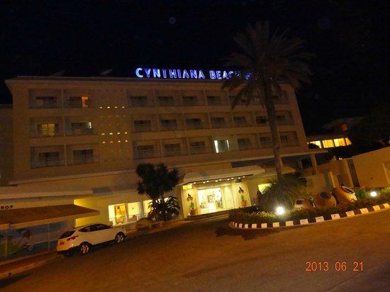 Cynthiana Beach Hotel : Главное здание отеля