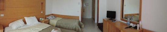 Club Marmara Hammamet Beach : Panorama chambre