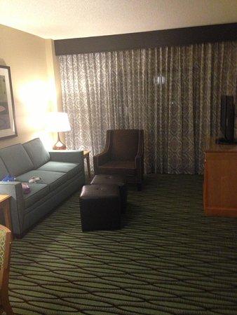 DoubleTree Suites by Hilton Orlando - Disney Springs Area : Living