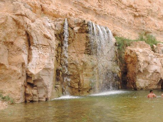 Club Marmara Hammamet Beach : Chute d'eau