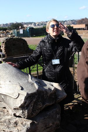 Rome Tours - Private tours of Rome: Veronica's enthusiasm is unbeatable