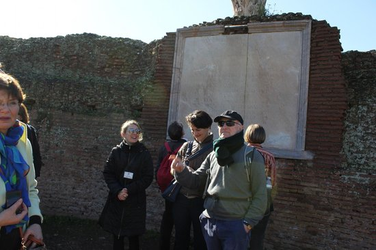 Rome Tours - Private tours of Rome: During the tour with Veronica