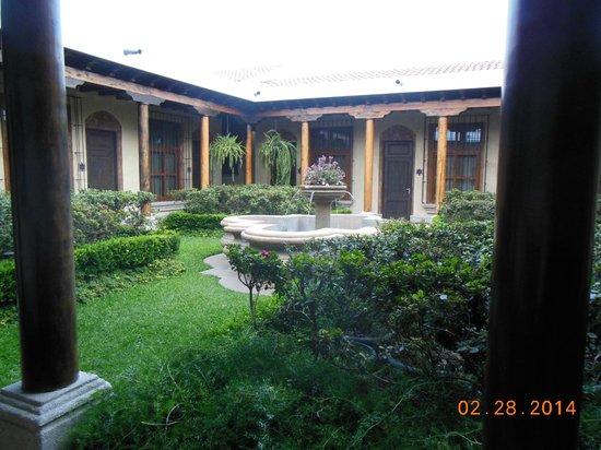 Camino Real Antigua: Cada rincón del hotel, invita a un descanso y relajación