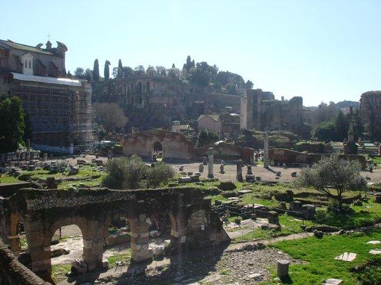 Ancient Rome: Ruins