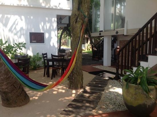La Veranda di Serena: breakfast area