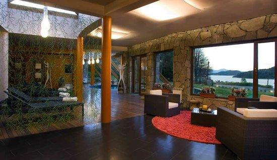 Rochester Hotel Bariloche: Recepcíón