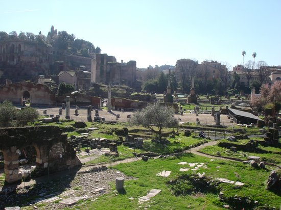 Ancient Rome: Timeless