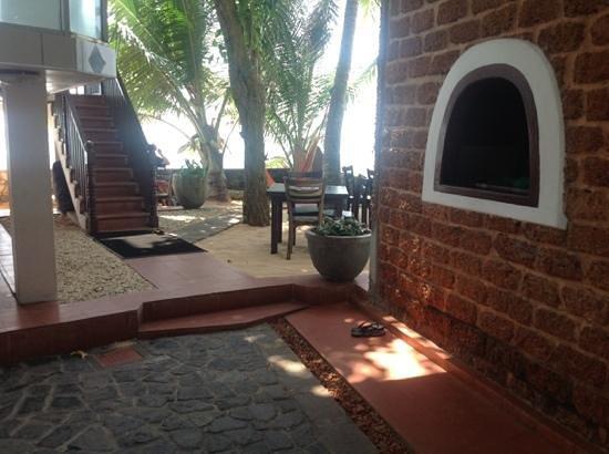 La Veranda di Serena: garden area
