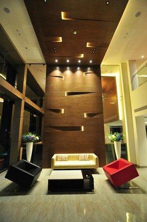 كيز هوتل تمبل فري: Lobby Lounge