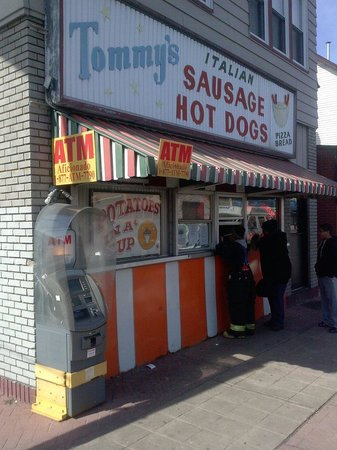 Tommy's Italian Sausage & Hot Dogs